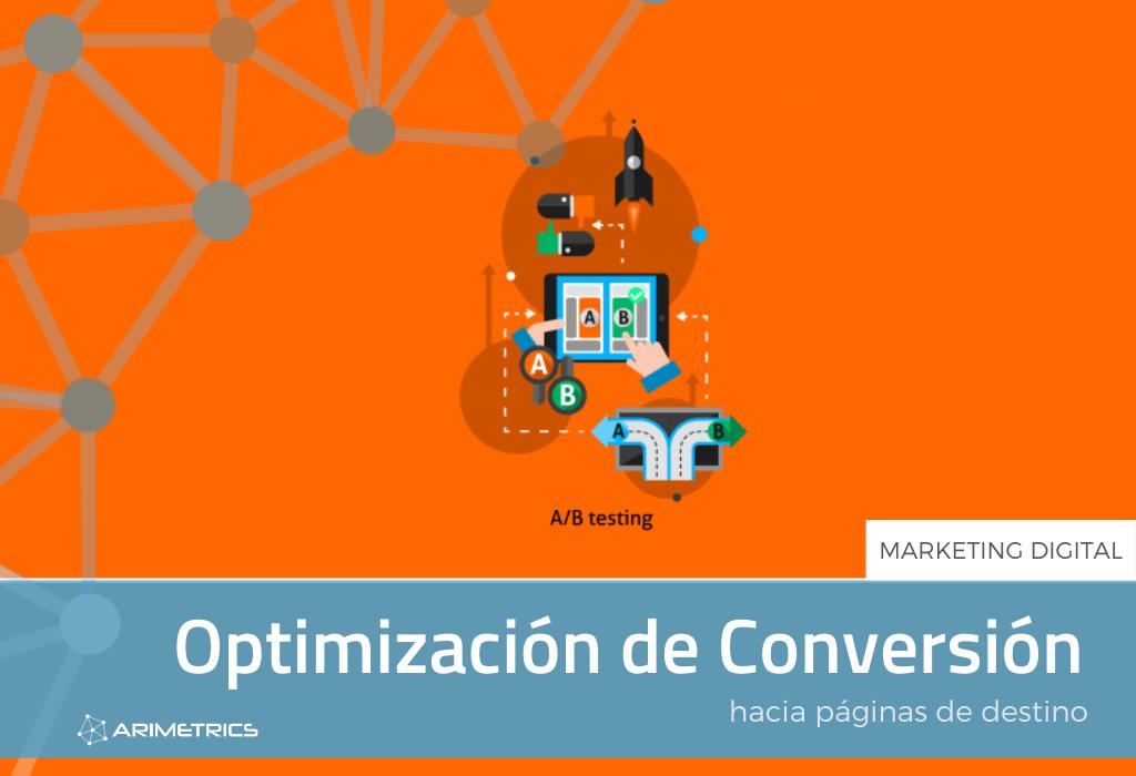 optimizacion de conversion