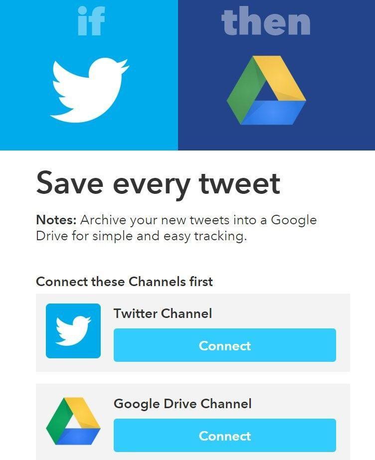 save every tweet