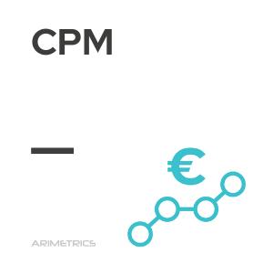 CPM - Coste por Mil