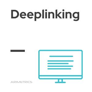 Deeplinking