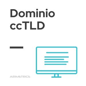 Dominio ccTLD