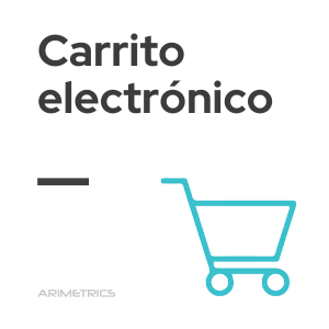 Carrito electrónico de compra