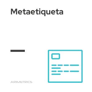 metaetiqueta