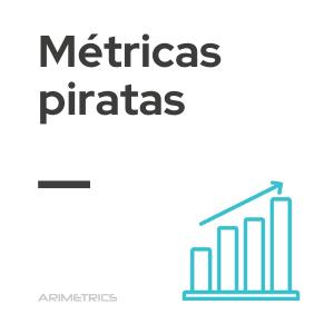Métricas piratas