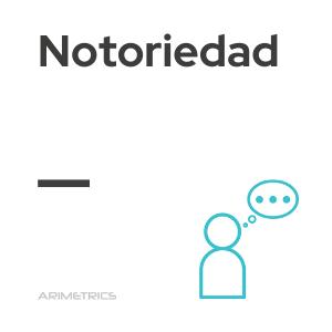 notoriedad