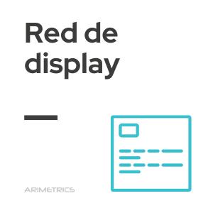 red de display