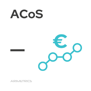 ACoS - Advertising Cost of Sales