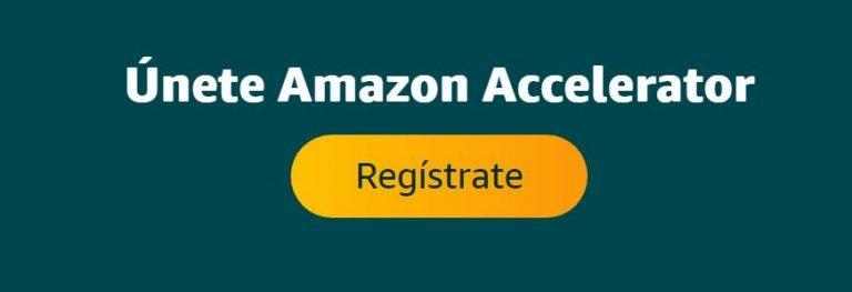 registro Amazon Accelerator