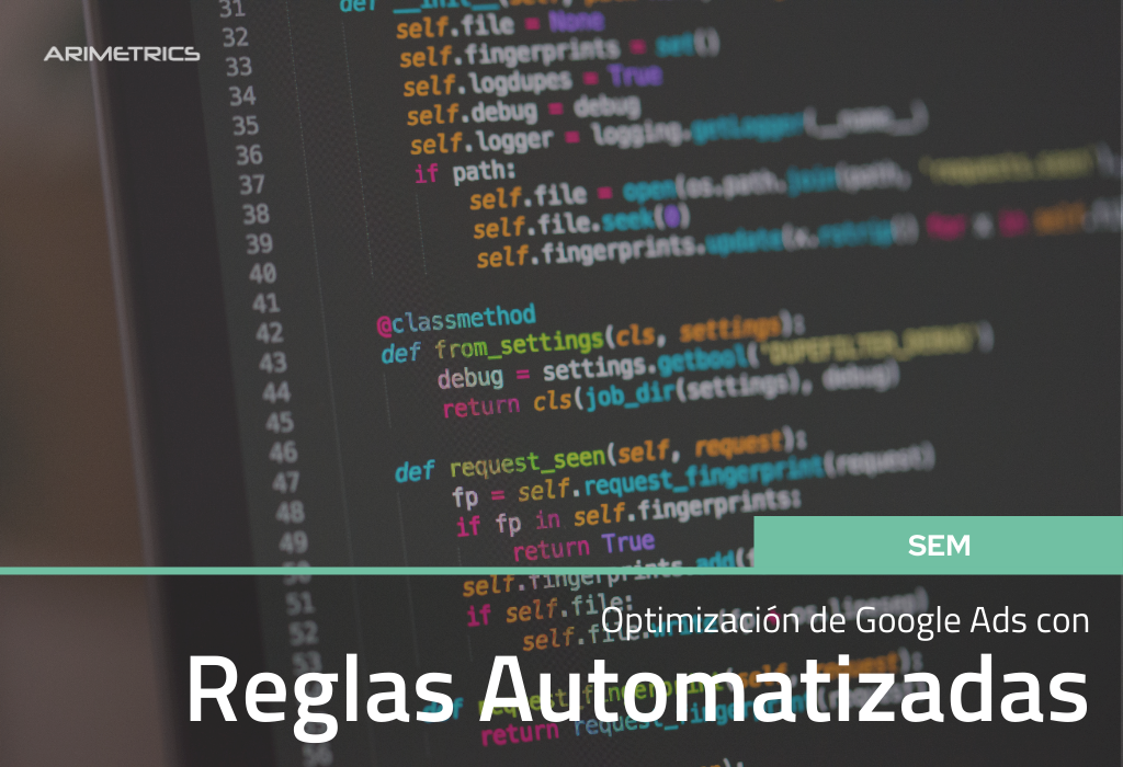 Optimización de Google Ads con Reglas Automatizadas 2