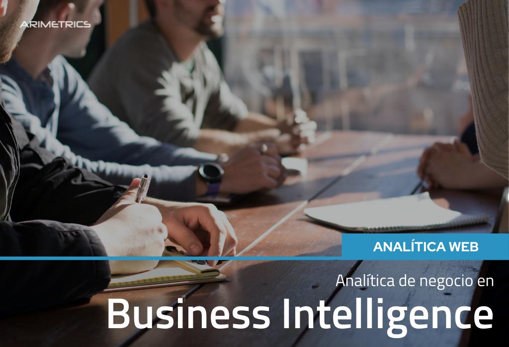 Analítica de negocio en Business Intelligence 2