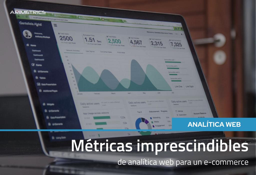 Métricas imprescindibles de analítica web para un ecommerce 2