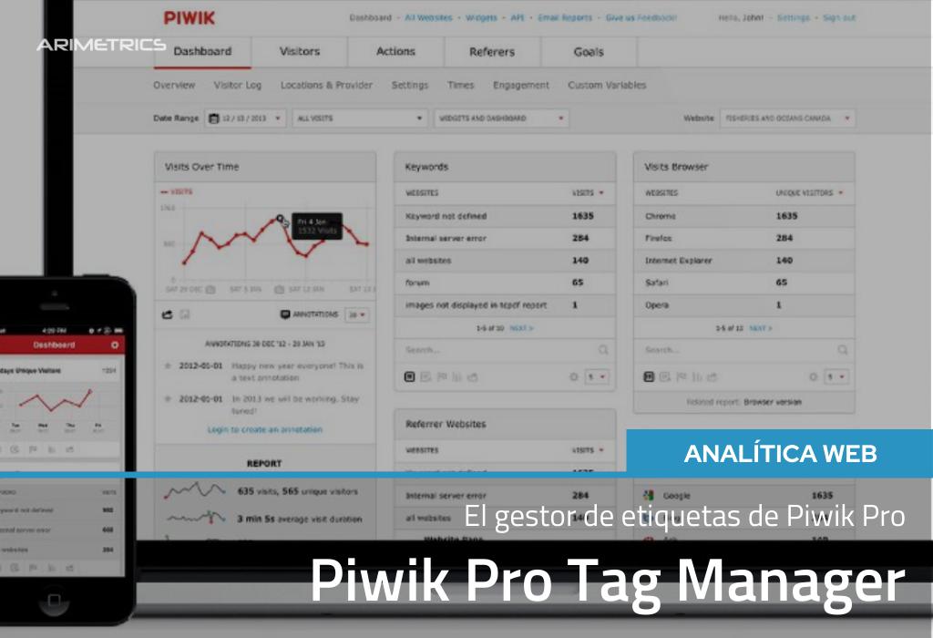 Piwik PRO Tag Manager - El gestor de etiquetas de Piwik PRO 2