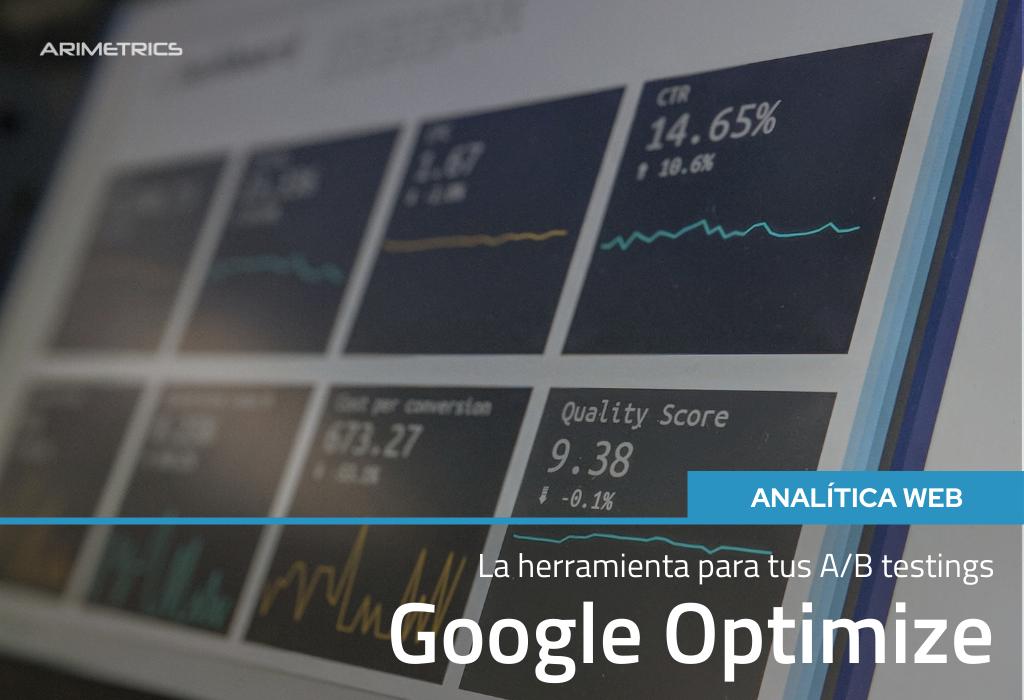 Google Optimize: La herramienta de A/B testing de Google 2