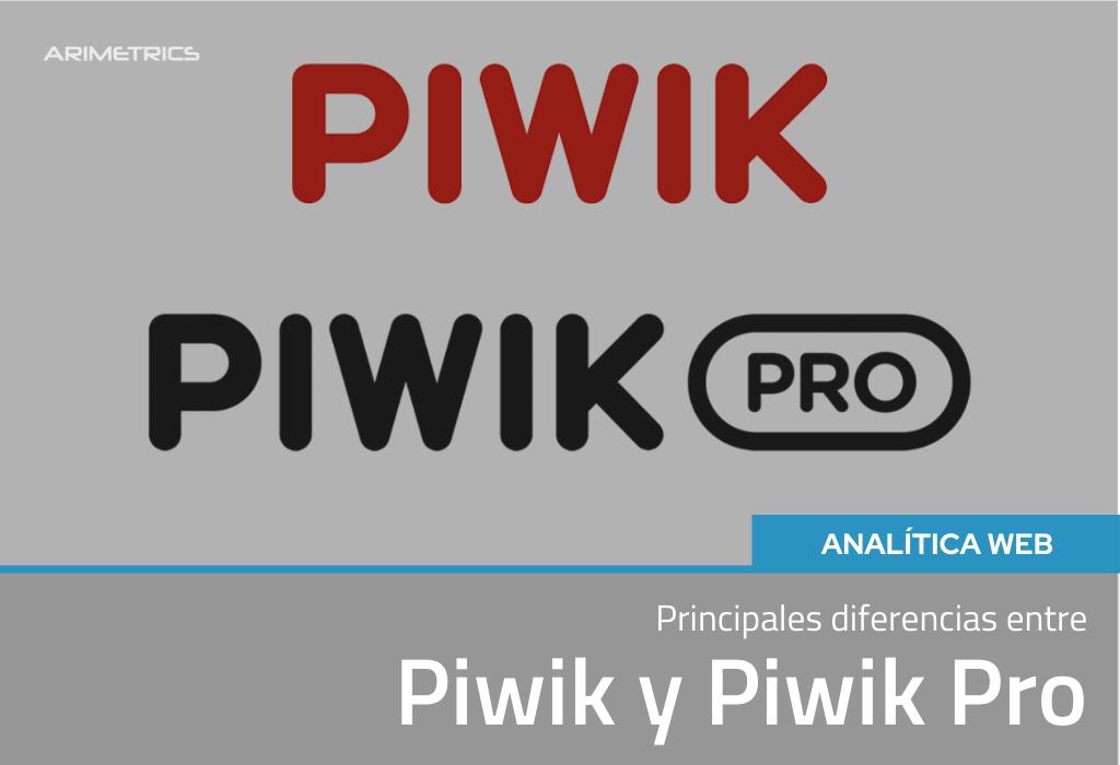 Diferencias entre Piwik y Piwik Pro 2